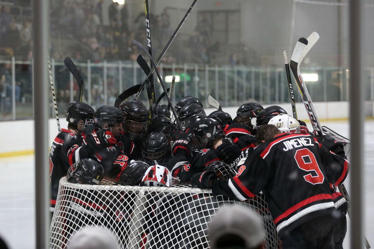 Mohawk Hockey Club vs. Sioux City