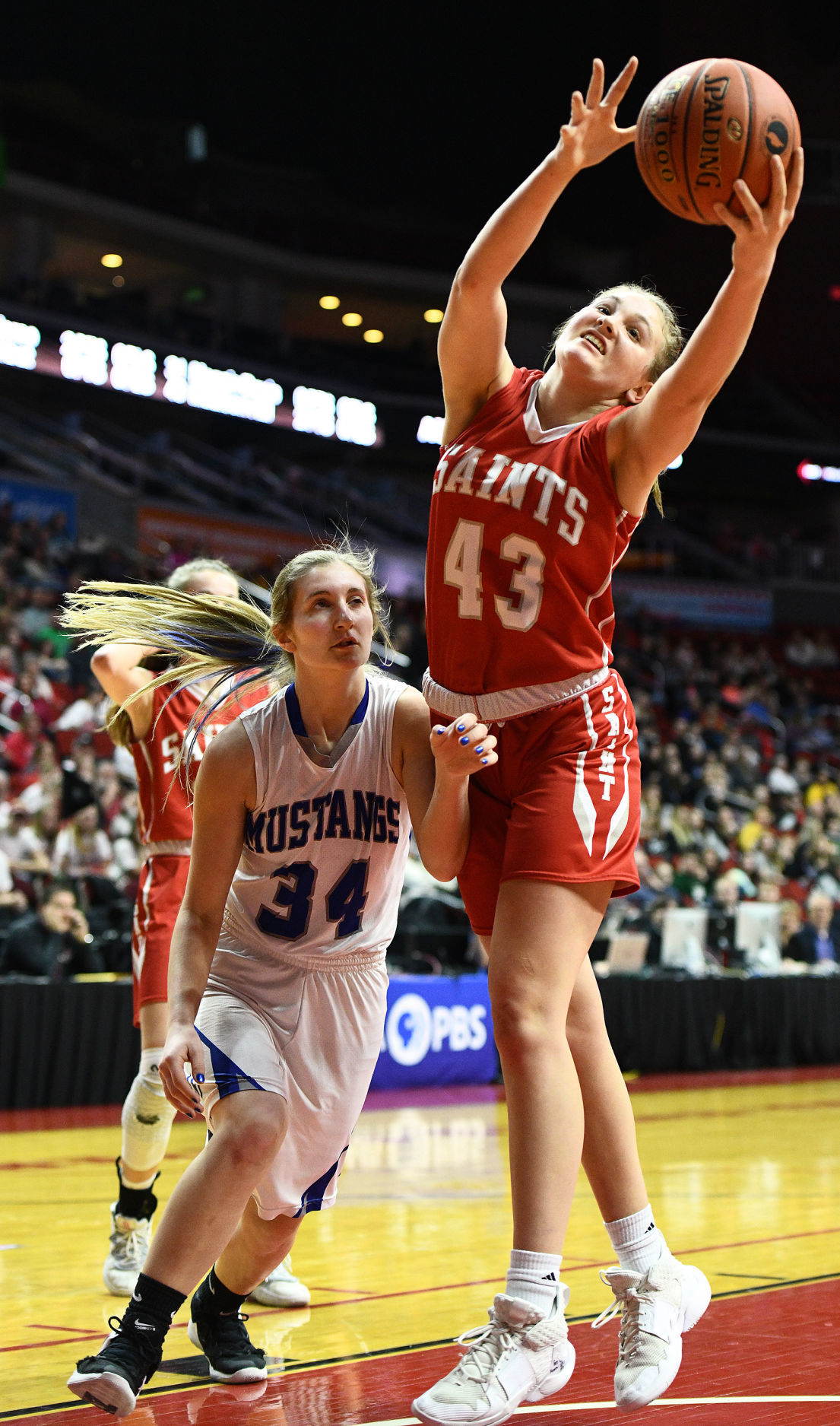 Newell-Fonda vs St. Ansgar state basketball