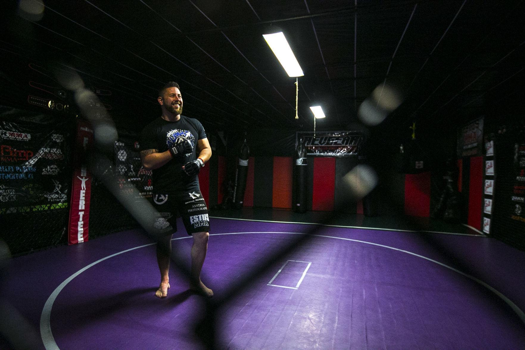 Mixed martial arts: Local fighter Jordan Rose highlights