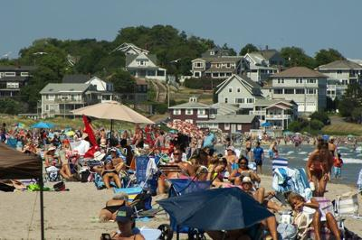 Beach parking revenue spikes during pandemic