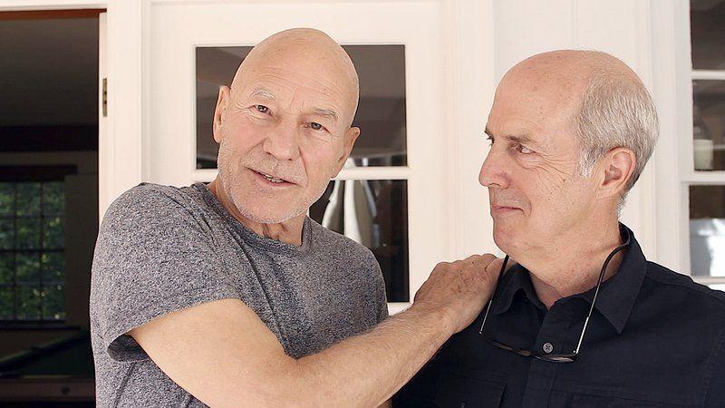 'Star Trek' actor helps push for funding Snotbot