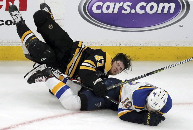 After slow start, momentum returns to Bruins