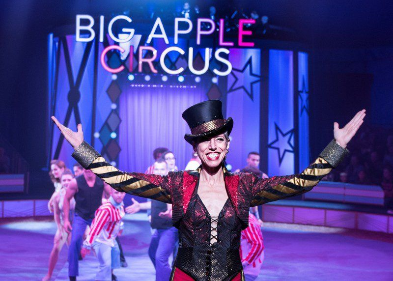 A ring of connections: Big Apple Circus brings a month of shows to Northshore Mall