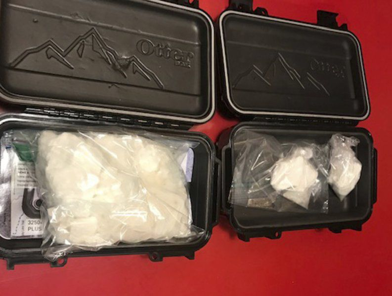 Police/Fire: Police seize cocaine, charge suspect