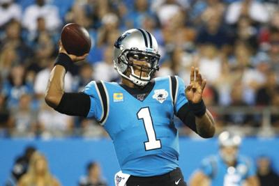 Patriots sign Newton, receive punishment for taping Bengals sideline