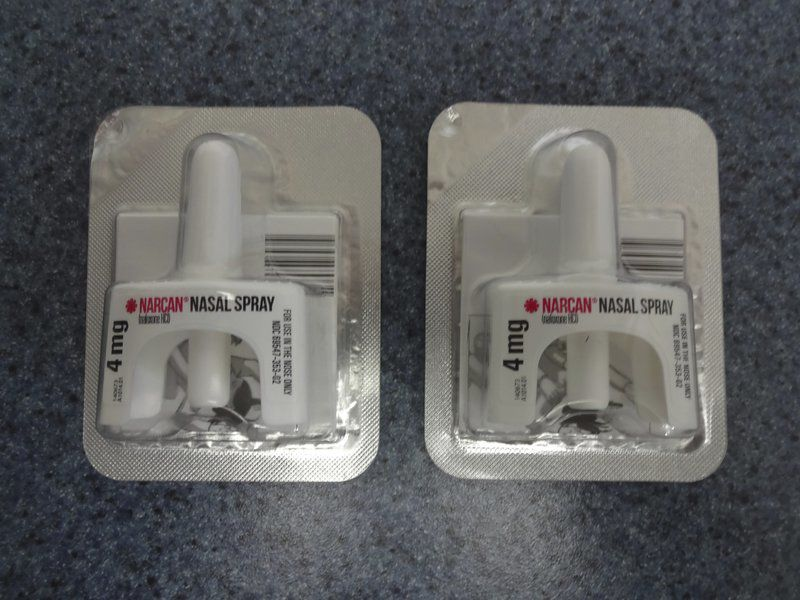 Protections sought for naloxone carriers