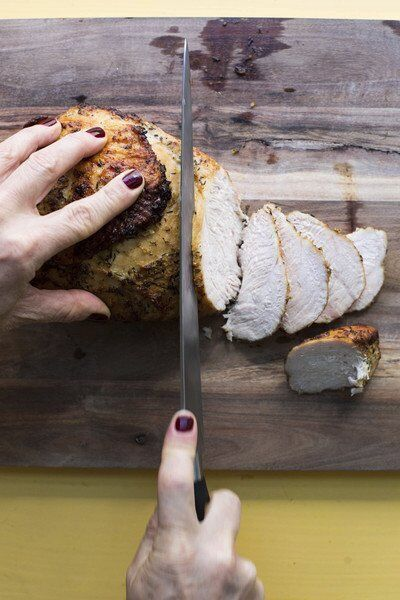 Tips for cooking (and saving) a smaller Thanksgiving feast