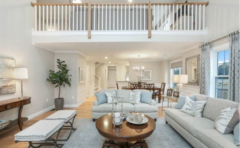 Maintenance-free living in Topsfield for 55+ active adults