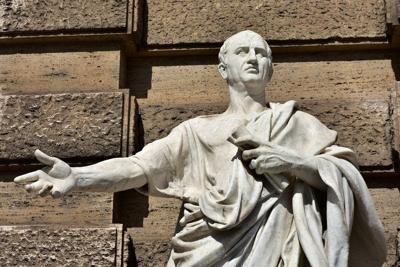 Column: Cicero and the Ides of March