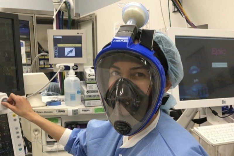 A new kind of PPE