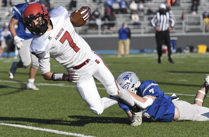Gloucester football falls to Danvers for fourth straight loss to finish season