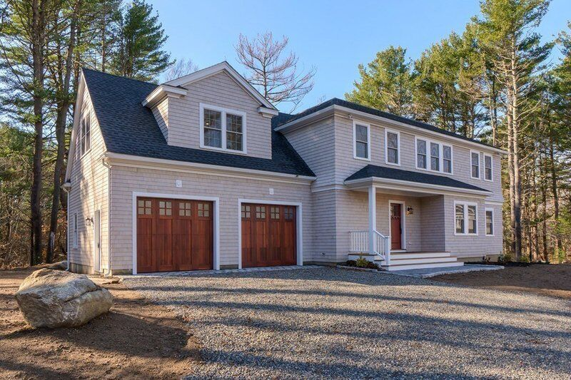 Annisquam new construction for the nature-loving buyer