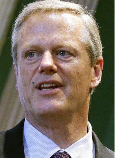 Baker abandons 'no tax' pledge in budget proposal