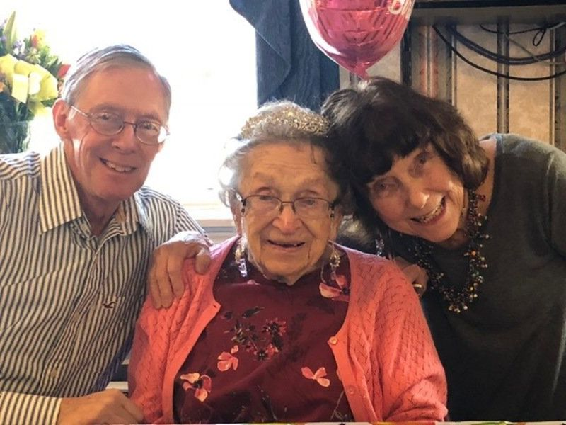 Gloucester's oldest resident dies at 106 1/2
