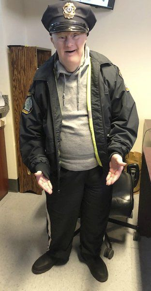 Cape Ann People: Northeast Arc resident tours Gloucester Police station