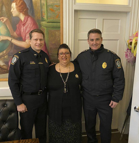Fitzgerald named assistant police chief