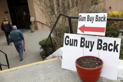 Column: Could a national buyback program reduce gun violence?