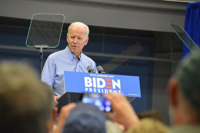 NH voters sizing up crowded Democratic field