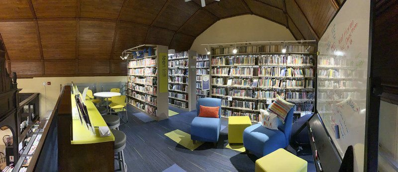 New Teen Loft opens at Manchester Public Library