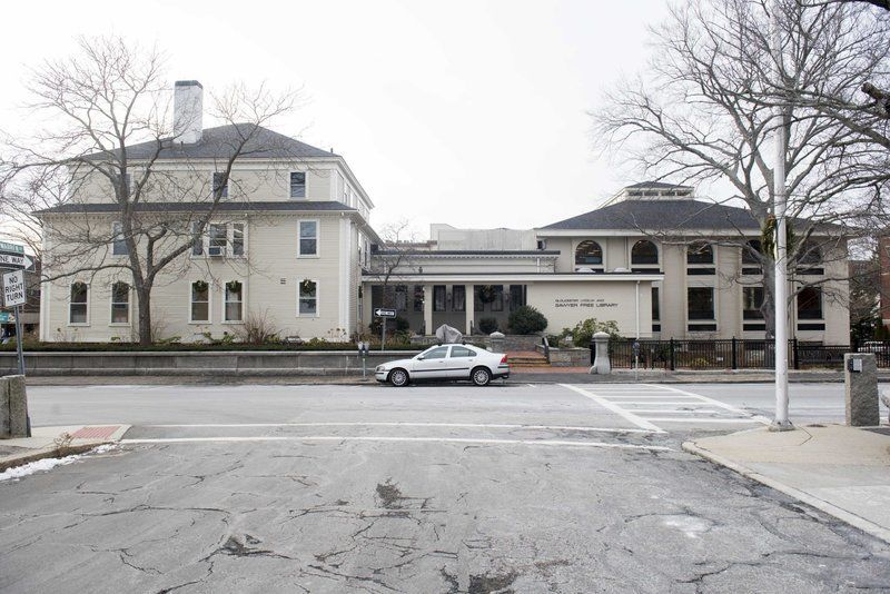 Fate of historic building uncertain