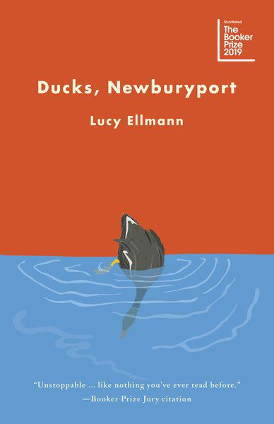 Duck, duck, Booker Prize: Novel vying for major award has Newburyport ties