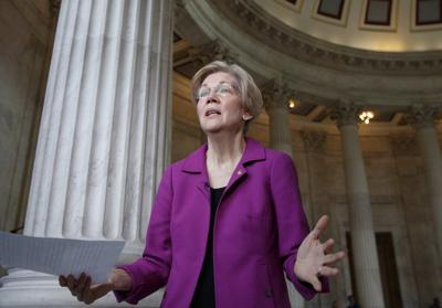 Leftover PAC money funneled into Warren's campaign