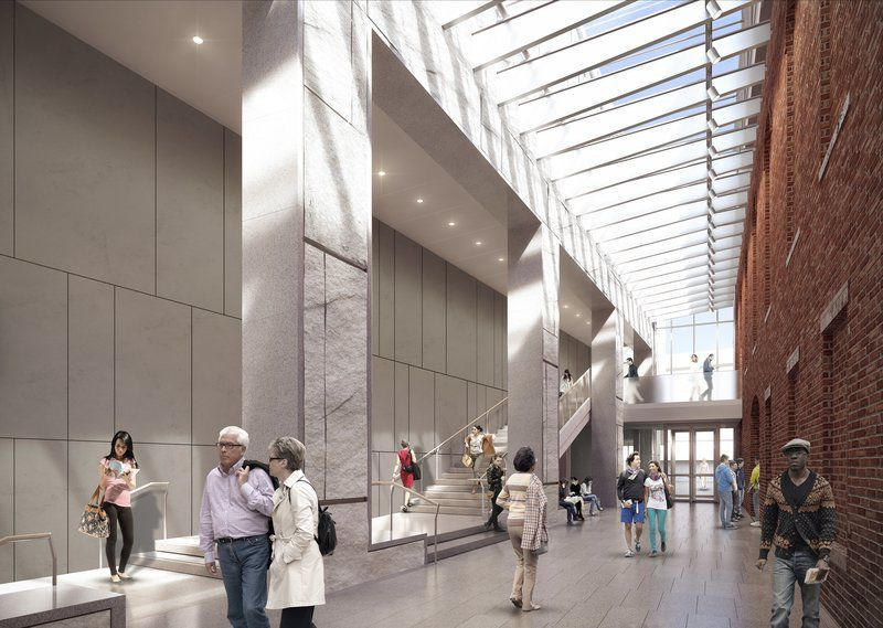 New wing at PEM to open this fall
