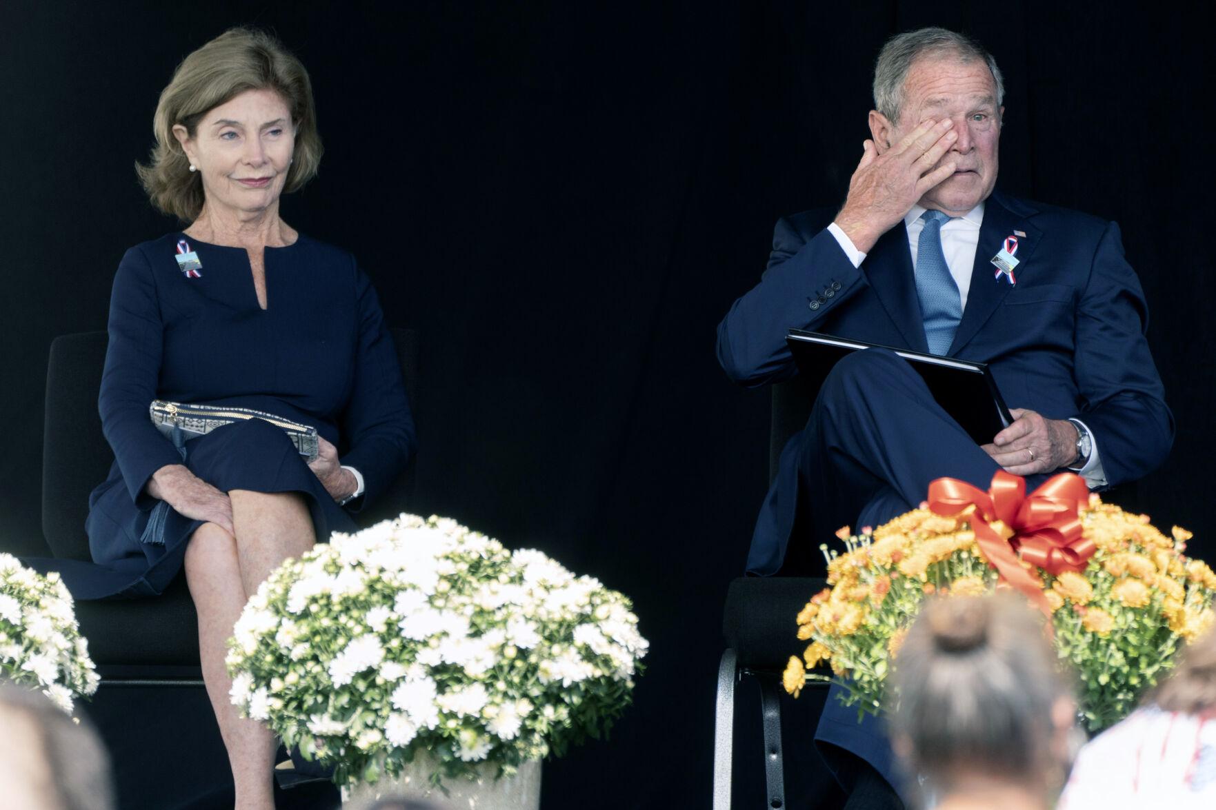 9/11: Bush, Trump and the future of democracy