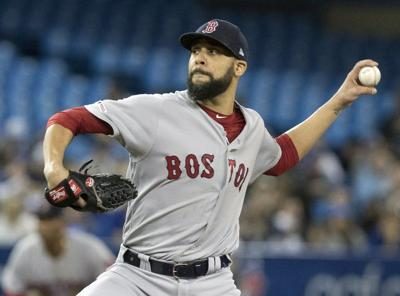 Price returns from injured list, Red Sox beat Jays 12-2