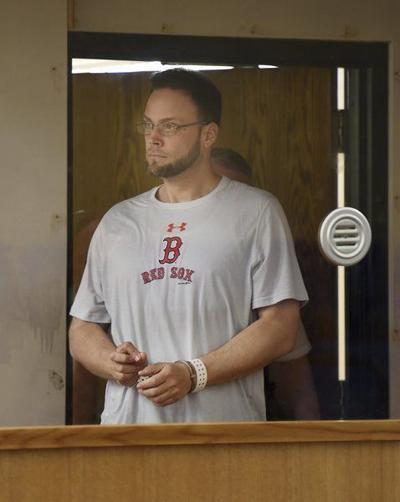 Break-in suspect indicted