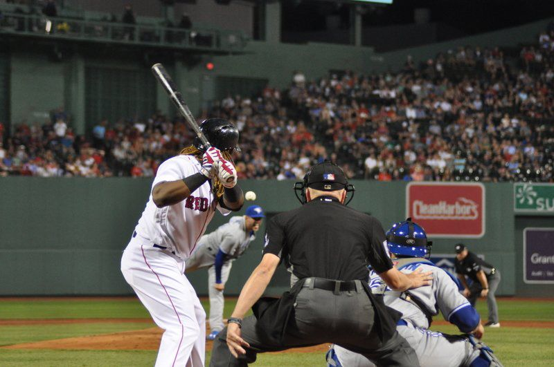 Extra! Extra! Red Sox once again playing a lot of innings