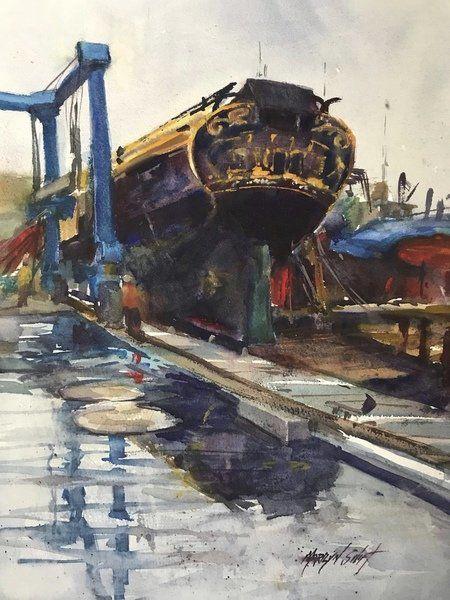 Cape Ann artists represented in Boston watercolor show