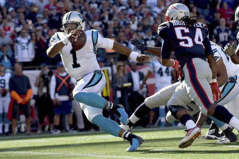 Now we're talking: Patriots sign former MVP, All-Pro QB Cam Newton