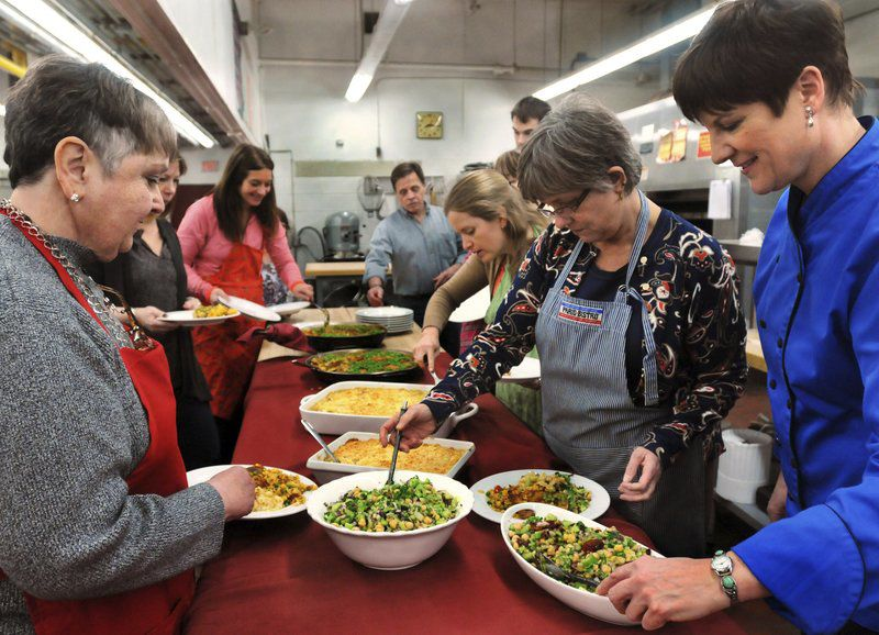 Mixing things up: Appleton Farms expands popular cooking program