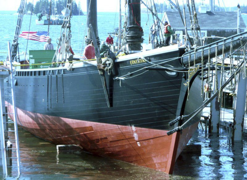 Senate votes to transfer control of historic schooner to Maritime Academy