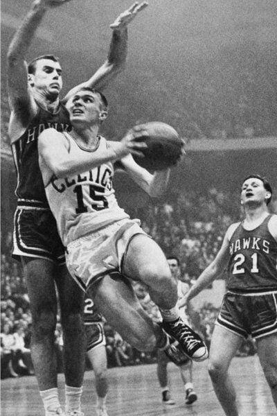 Celtics Hall of Famer Tommy Heinsohn dies at age 86