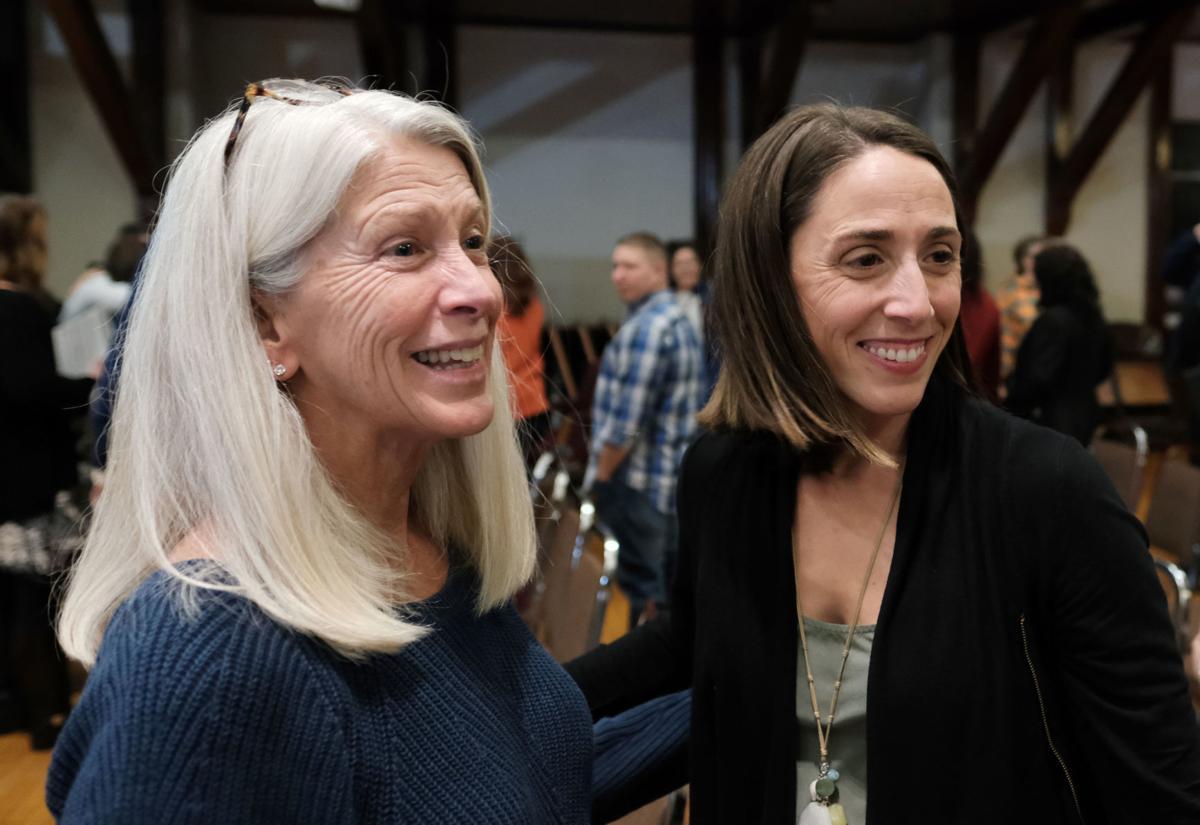 Incumbents and Verga Watson, Wiessen make the grade