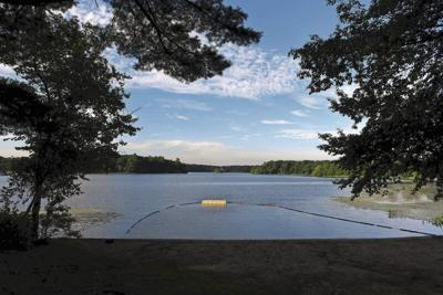 Chebacco Lake beach reopens after algaelevels subside