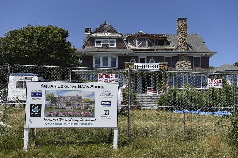 Development of Ocean Inn site begins