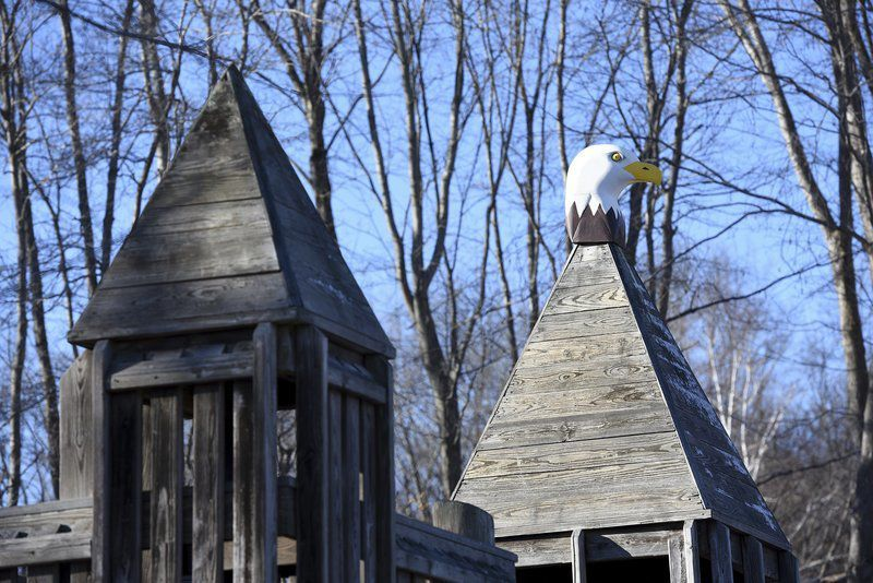 Eagle's Nest playground to fly coop, school districtseeks replacement