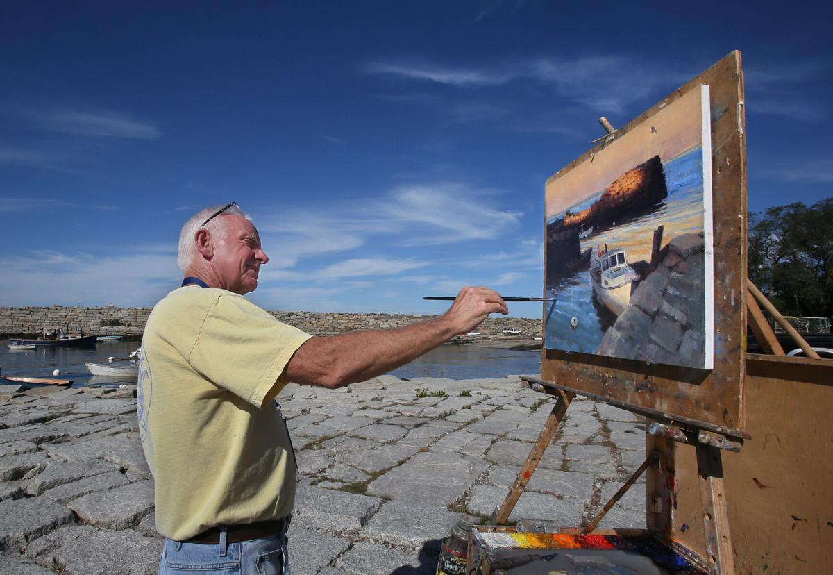 Plein Air Painter