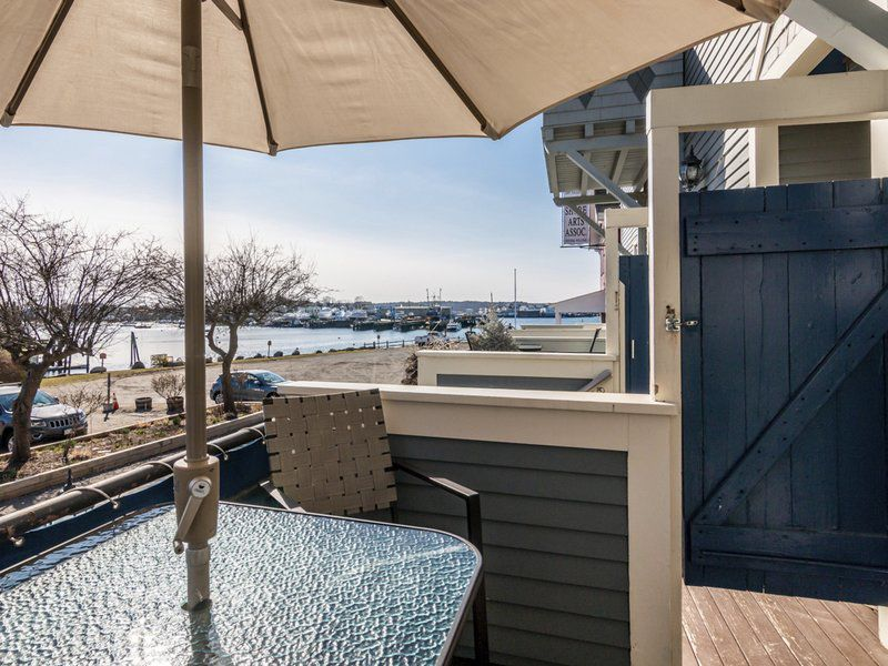 Gloucester condo boasts views of Smith Cove and the inner harbor