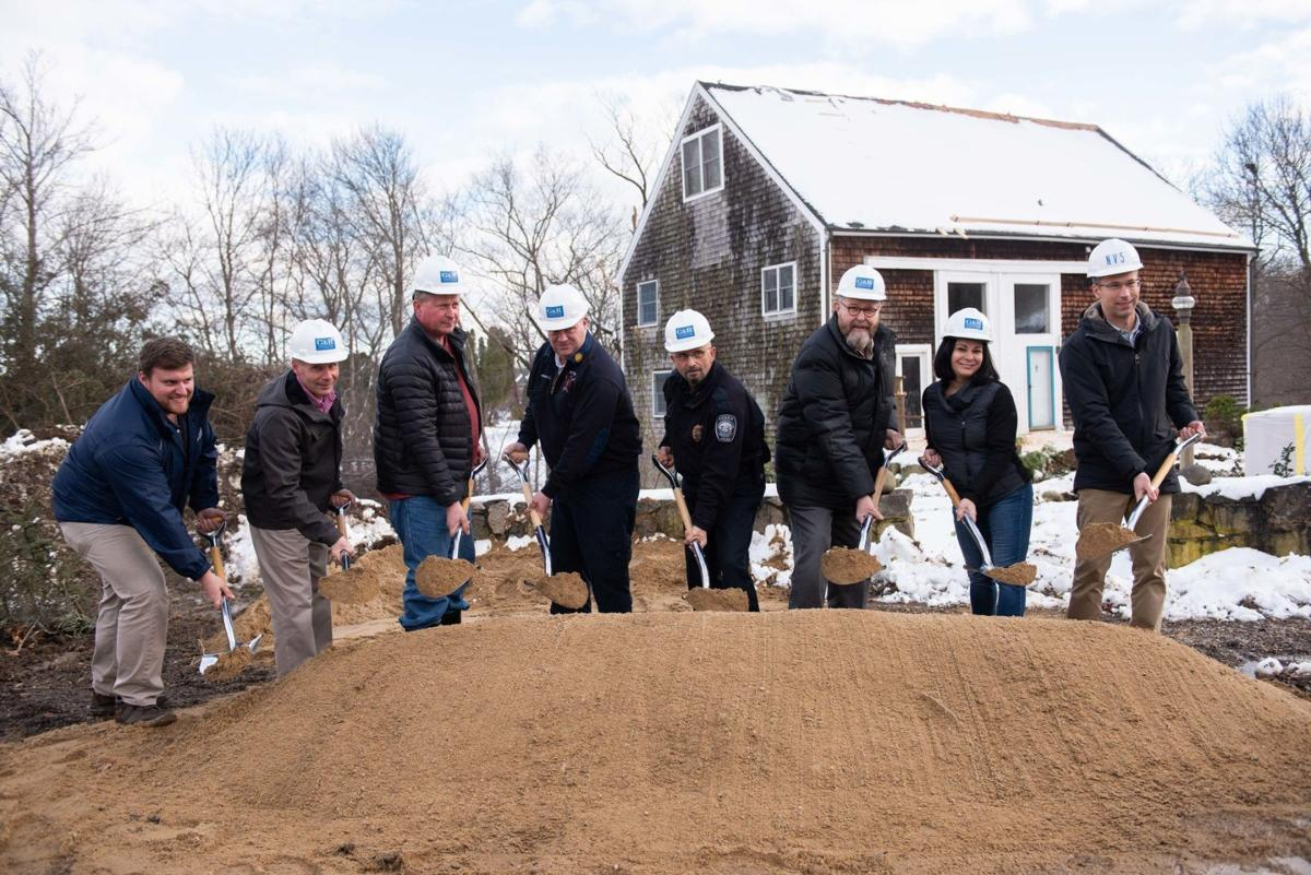 Essex digs in tosafety building construction