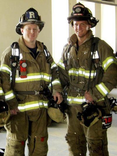 Rockport, Gloucester firefighters to race through TD Garden for charity