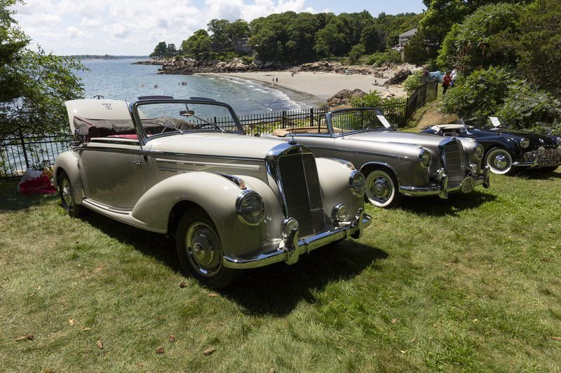 A classic milestone: Cars restored in Essex featured at 10th annual Concours d'Elegance
