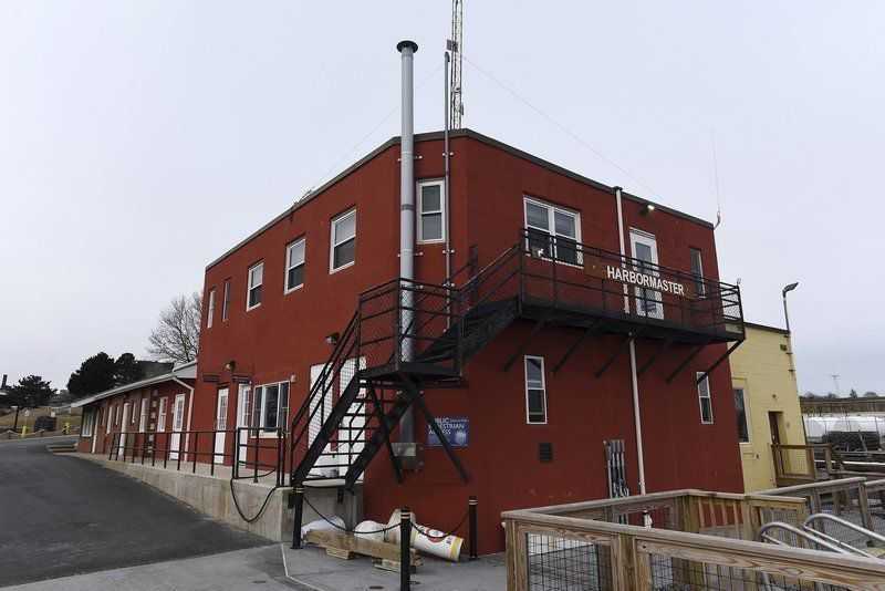 Harbormaster's office on the move