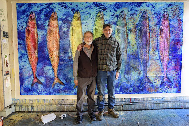 AROUND CAPE ANN: Celebrating art on the working waterfront