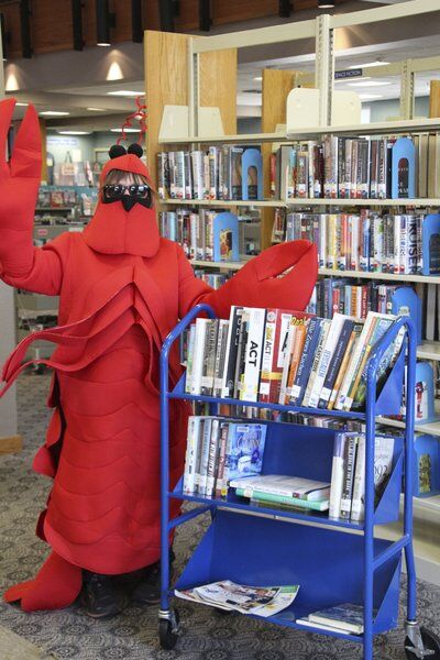 Talk of the Times: Library adds mascot to staff