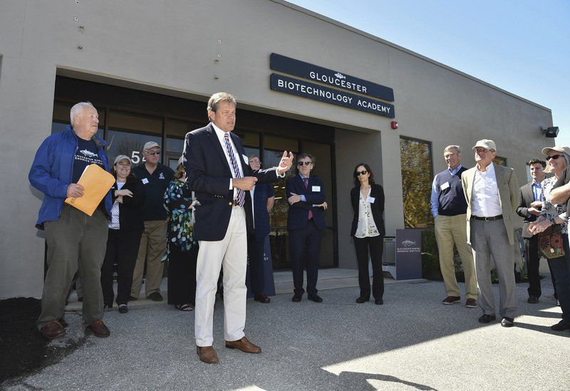 Gloucester Biotechnology Academyopens