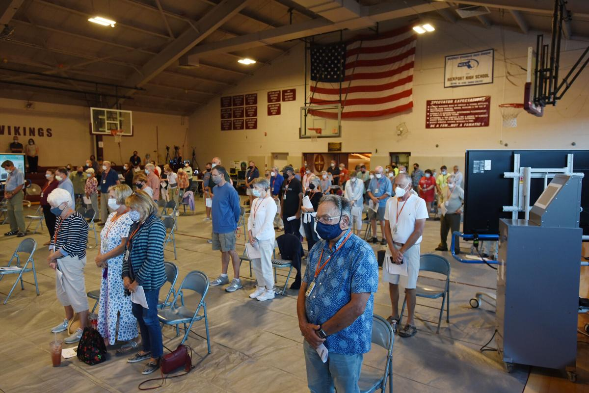 Rockport Fall Town Meeting
